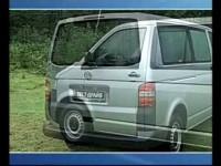 Украинский тест драйв Volkswagen Caravelle