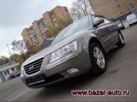 Видео обзор Hyundai NF Sonata