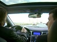 Видео обзор Hyundai Sonata