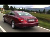 Видео обзор Mercedes CLS-класс