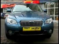 Видео обзор Subaru Outback