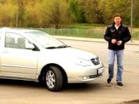 Видеорассказ про автомобиль BYD F3 китайского производства.