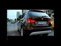 Тест-драйв BMW X1