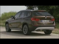 Видео-обзор нового кроссовера BMW X1
