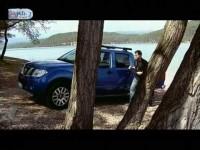 Тест-драйв Nissan Navara и Nissan Pathfinder