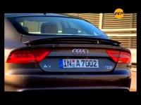 Тест драйв Audi A7 Sportback FSI