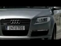 Тест драйв Audi Q7 3.0 TDI от Авто Плюс