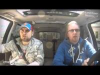 Тест-драйв Land Rover Discovery 4 от Стиллавина