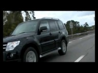Тест драйв Mitsubishi Pajero IV 2011