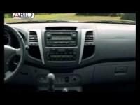 Тест-доайв Toyota Hilux от Авто Плюс