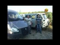 Тест-драйв УАЗ-3909 vs ГАЗ-27527 Соболь 4х4