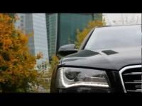 Тест драйв Audi A8