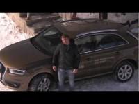 Тест-драйв Audi Q3