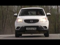 Тест-драйв New SsangYong Actyon