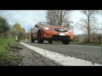 Тест-драйв Subaru XV от Авто плюс