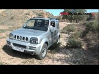 Видео тест-драйв Suzuki Jimny