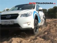 Тест-драйв Subaru XV 1.6 CVT