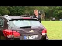 Тест-драйв Chevrolet Cruze Wagon 2013