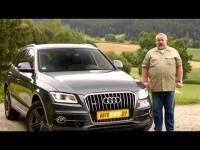 Видео Тест-драйв AUDI Q5 от Автоитоги