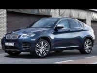 Тест драйв BMW X6 xDriveM50d 2013 от АвтоПлюс