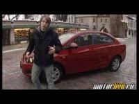 Видео Тест-драйв Chevrolet Aveo седан 2012