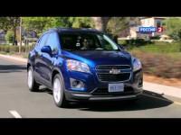 Видео Тест-драйв Chevrolet Tracker (Trax) 2013