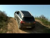 Видео Тест-драйв Citroen C4 Aircross 2012