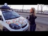 Видео тест-драйв Chery IndiS