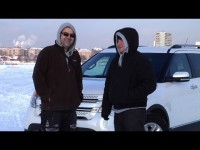 Видео тест-драйв Ford Explorer от АвтоИтоги