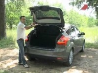 Видео тест Драйв Ford Focus 3