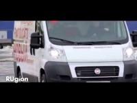 Видео тест драйв Fiat Ducato от Rugion