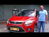 Видео тест-драйв Ford Kuga от АвтоИтоги