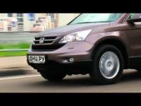 Видео тест-драйв Honda CR-V с Федором Буцко