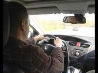 Видео тест-драйв Honda Civic 2012