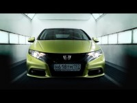 Видео тест-драйв Honda Civic 5D 2012 от АвтоВести