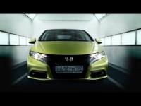 Видео тест-драйв Honda Civic 5D 2012 от АвтоВести