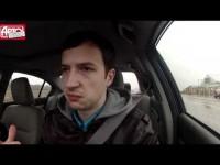 Видео тест-драйв Honda Civic от Авторевю