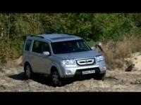 Видео тест-драйв Honda Pilot с Федором Буцко