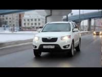 Видео тест-драйв Hyundai Santa Fe