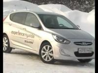 Видео тест драйв Hyundai Solaris хэтчбек