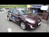 Видео тест-драйв Hyundai Solaris от Avtoman