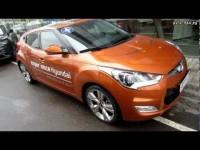 Видео тест-драйв Hyundai Veloster от Avtoman