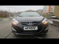 Видео тест-драйв Hyundai i40 от Avtoman