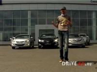 Видео тест драйв Hyundai i40