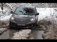 Видео тест-драйв и обзор Honda CR-V 2012 (Хонда СРВ 2012)