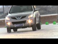 Видео тест внедорожника Great Wall Hover H5 на севере