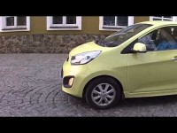 Сравнительный тест-драйв KIA Picanto и Chevrolet Spark