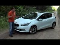Тест-драйв KIA Cee'd 2012 от Авто Плюс