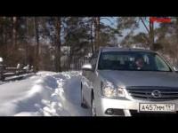 Тест-драйв новой Nissan Almera от Зарулем
