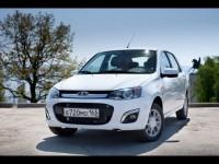 Тест-драйв новой Lada Kalina 2 от АвтоВести